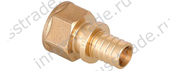Axial fittings
