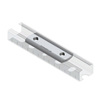 Photo Double rail nut, type 28, 4F2, M8 [Code number: 09109001]