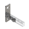 Photo Channel support bracket, longitudinal, type 28, 4F2, M8 [Code number: 09115001]