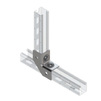 Photo Mounting angle 90° universal, type 38-41, 4F4 [Code number: 09253003]