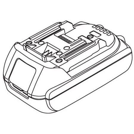 Spare battery to REHAU RAUTOOL A-light2/ A3 /E3 /G2 /Xpand