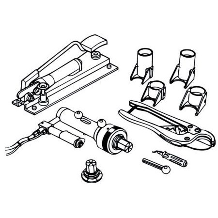 Hydraulic Tools Of Rehau Rautool