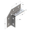 Draft Mounting angle 90° universal, type 38-41, 4F8 [Code number: 09253001]