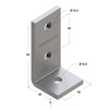 Draft Mounting angle 90˚, type 38-41, 6F3 [Code number: 09250001]