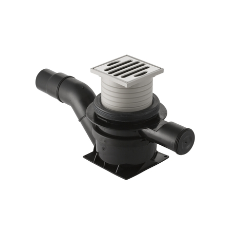 Geberit Floor Drain With Pp Funnel Trap Height 50 Mm