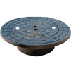 Photo Wavin cast iron cover 40 t (B 125), d425 [Code number: 22978085]