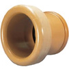 Photo Wavin ML coupling for connection PVC pipe to socket concrete pipe, d 200/200 [Code number: 22760380]