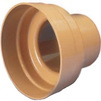 Photo Wavin ML coupling for connection socket PVC pipe to concrete pipe, d 110/100 [Code number: 22746390]
