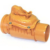 Photo Wavin ML backflow valve with inspection cap, d 110 [Code number: 22746410]