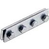 Photo Wavin QuickStream rail connector, 41/62 [Code number: 26534318]