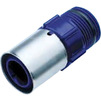 "Photo Wavin Future K1 coupling with male thread, d 20 x 3/4"" [Code number: 25508455]"