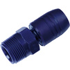 "Photo Wavin Future K1 coupling with male thread, d 20 x 1/2"" [Code number: 25508453]"