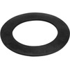 Photo Wavin PVC Pressure Pipe systems Ring seal with flat section, EPDM, d 160 [Code number: 20156084]