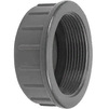 "Photo Wavin PVC Pressure Pipe systems Threaded pipe cap, PN10, d 2 3/4"" [Code number: 20141340]"