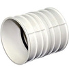 Photo Wavin ML protective coupling, long, d 200 [Code number: 22760505]