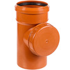 Photo SINIKON Outdoor sewerage Access pipe, uPVC, D 250 (price on request) [Code number: 24160]