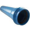 Photo SINIKON Rain Flow Pipe, PP, SN4, length 0,5 m, D 110*3,4, price for 1 pc [Code number: 500085.F]