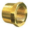 "Photo IBP Threaded brass adapters Fitting Reducer M x F, d 3/4 x 1/2"" [Code number: 8241 006004000]"
