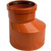 Photo [REPLACEMENT: 21280.R.B] - SINIKON Outdoor sewerage Reducer, uPVC, SN4, D 160*110 [Code number: 21280.R]