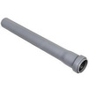 Photo SINIKON Standart Pipe, PP, length 0,25 m, D 40, price for 1 pc [Code number: 500023]