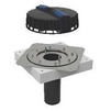 Photo Geberit Pluvia roof outlet with fastening flange, for roof foils, d 90 [Code number: 359.098.00.1]