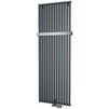 "Photo ISAN MELODY Radiator OCTAVA, standart connection 2×G1/2"", 1800/462 mm (price on request) [Code number: DOCT18000462SK01-]"