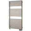 "Photo ISAN MELODY Radiator CLUB EDGE, standart connection 4×G1/2"", 1182/600 mm (price on request) [Code number: DCLE11820600SK01-]"