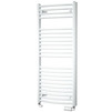"Photo ISAN MELODY Radiator SPIRA RADIUS, standart connection 4×G1/2"", 730/600 mm (price on request) [Code number: DSPR07300600SK01-]"