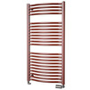 "Photo ISAN MELODY Radiator LINOSIA PLUS, standart connection 4×G1/2"", 730/600 mm (price on request) [Code number: DLIP07300600SK01-]"