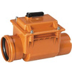 Photo SINIKON Outdoor sewerage Non-return valve, uPVC, D 50 [Code number: ZB-050]