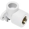 "Photo Wavin Ekoplastik Therm Plus Wall elbow with female metal thread and fastening, d 20x1/2"" [Code number: BNK020XXXX]"
