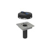 Photo Geberit Pluvia roof outlet with contact sheet, for gutters, 25 l/s [Code number: 359.100.00.1]