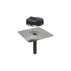 Photo Geberit Pluvia roof outlet with contact sheet, 12 l/s [Code number: 359.108.00.1]