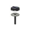 Photo Geberit Pluvia roof outlet with fastening flange, for gutters, 12 l/s [Code number: 359.112.00.1]