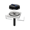 Photo [NO LONGER PRODUCED] - Geberit Pluvia roof outlet, 12 l/s [Code number: 359.107.00.1]