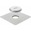 Photo Geberit Pluvia contact foil, steel CrNi 1.4404 [Code number: 359.119.00.1]