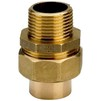 "Photo VIEGA Soldered fittings Adapter union, d 22 х 3/4"" [Code number: 102685]"