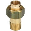 "Photo VIEGA Soldered fittings Adapter union, d 22 х 3/4"" [Code number: 101558]"