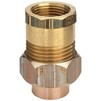 Photo VIEGA Soldered fittings Adapter union, d 22 х 1'' [Code number: 105310]