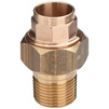"Photo VIEGA Soldered fittings Adapter union, d 18 х 1/2"" [Code number: 120146]"
