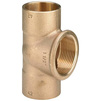"Photo VIEGA Soldered fittings T-​piece, d 42x1 1/2""x42 [Code number: 157678]"