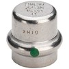 Photo VIEGA Sanpress Inox Cap, d 35 [Code number: 452896]