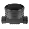 Photo Ostendorf Chamber base, type 400, one inlet - one outlet, d 400/315 [Code number: 634325]