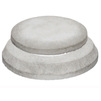 Photo Ostendorf concrete cone with concrete cover, type 425 [Code number: 635512]