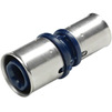 Photo Wavin Future K1 (Alupex) Coupling, reduced, d 63 x 40 [Code number: 25534440]