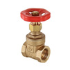 "Photo VALTEC Stop valve, PN 16, d 1"" [Code number: VT.012.G.06]"