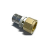 "Photo VALTEC Adapter union with female thread, d 16х1/2"" [Code number: MKm.202.Y.001604]"