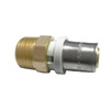 "Photo VALTEC Adapter union with male thread, d 16х1/2"" [Code number: MKm.201.Y.001604]"