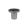 "Photo ATT Drain MINI, single-hull, cover ""S"" sealed, vertical, with siphon trap, mesh strainer and grating, DN110 [Code number: Dm200/110V1S]"