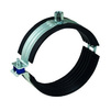 Photo Geberit Silent-Pro Geberit pipe clamp, insulated, M10 / M12, di 160 [Code number: 393.799.26.1]